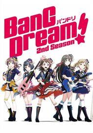 Winter 2019 Anime 1 BanG Dream 2nd Season