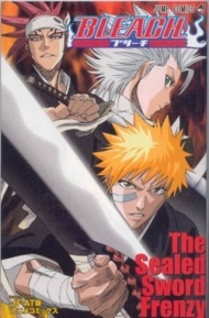 Bleach: The Sealed Sword Frenzy image