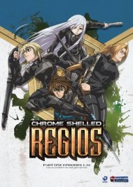 Chrome Shelled Regios image