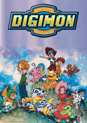Digimon Season 1: Digital Monsters image