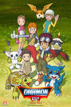 Digimon Season 2: Digital Monsters
