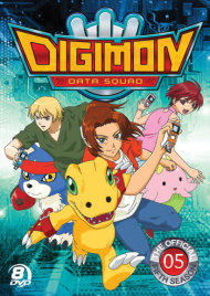Digimon Season 5: Savers image