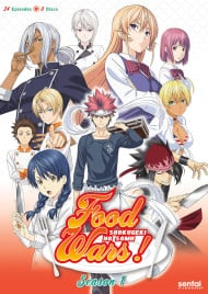 Food Wars! Shokugeki no Souma