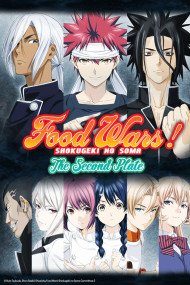 Food Wars! The Second Plate