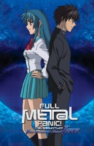 Full Metal Panic! The Second Raid: Episode 00