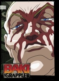 Grappler Baki 2