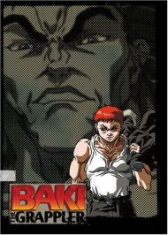 Grappler Baki image