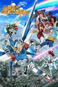 Gundam Build Fighters image