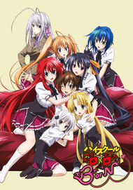 High School DxD BorN image