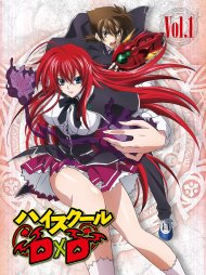 High School DxD Specials image