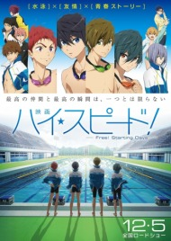 High ☆ Speed! - Free! Starting Days -