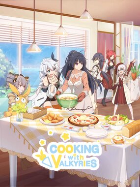 Honkai Impact 3rd: Cooking with Valkyries