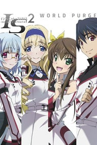 Infinite Stratos: World Purge-hen