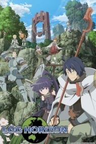Log Horizon Main Image