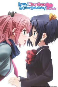 Love, Chunibyo & Other Delusions! Heart Throb - The Rikka Wars