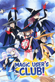 Magic Users Club! TV