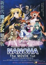 Magical Girl Lyrical Nanoha The MOVIE 1st image