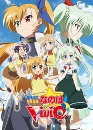 Magical Girl Lyrical Nanoha ViVid image
