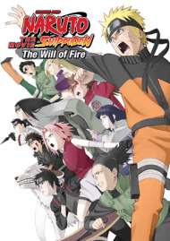 Naruto Shippuden Movie 3: Hi no Ishi o Tsugu Mono