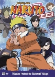 Naruto Special 2: Battle at Hidden Falls. I am the Hero!