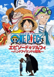 One Piece: Episode of East Blue | Anime-Planet