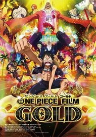 One Piece Movie 13: Gold