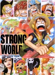 One Piece: Strong World Episode 0 image