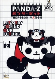 Panda-Z: The Robonimation image