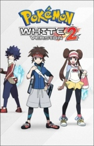 Pokemon Black Version 2 and White Version 2