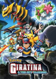 Pokemon Movie 11: Giratina and the Sky Warrior