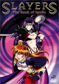 Slayers: The Book of Spells