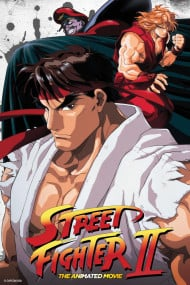 Street Fighter Ii The Movie Anime Planet