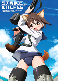 Strike Witches TV image