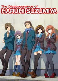 The Disappearance of Haruhi Suzumiya image