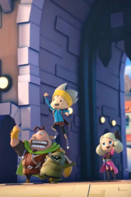 The Snack World (2015)