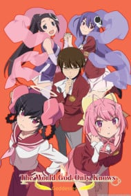 The World God Only Knows: Goddesses Arc