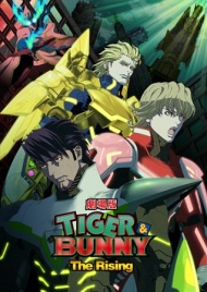 Tiger & Bunny The Movie: The Rising image