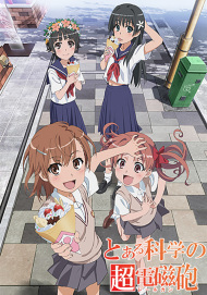 To Aru Kagaku no Railgun OVA image