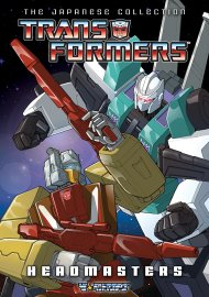 Transformers: The Headmasters