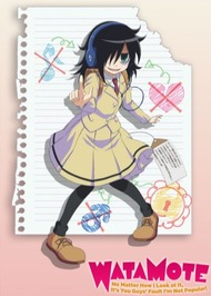 Watamote: No Matter How I Look at It, It`s You Guys` Fault I`m Not Popular! OVA