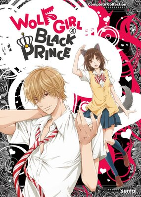 Wolf Girl and Black Prince