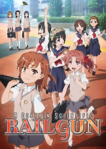 To Aru Kagaku no Railgun main image