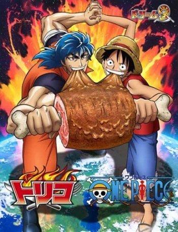 Toriko X One Piece Collabo Special