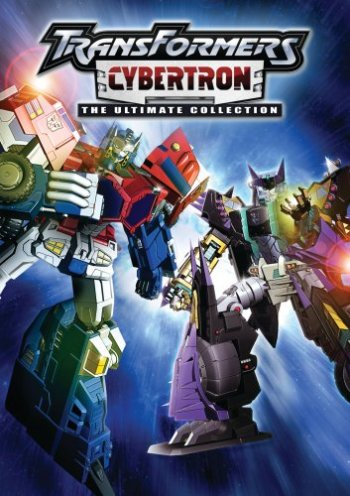 Transformers: Cybertron main image