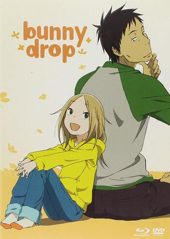 Usagi Drop image
