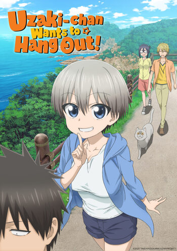 Uzaki-chan Wants to Hang Out!