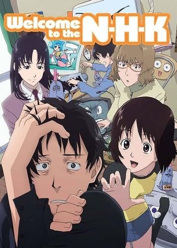 Welcome to the N.H.K vol.1~8 Complete set JAPAN manga // NHK ni Yokoso