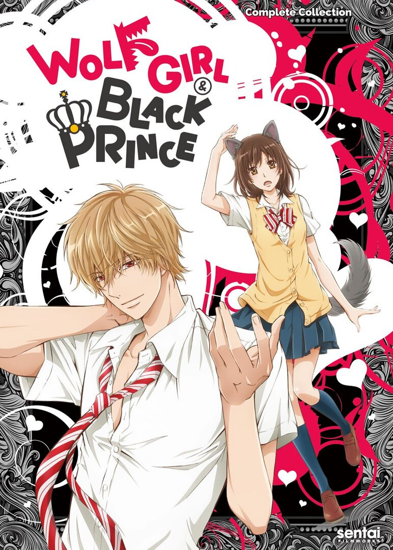 Wolf Girl And Black Prince Serien Stream