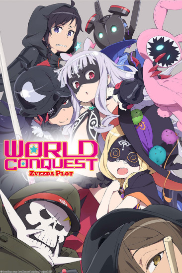 World Conquest Zvezda Plot image