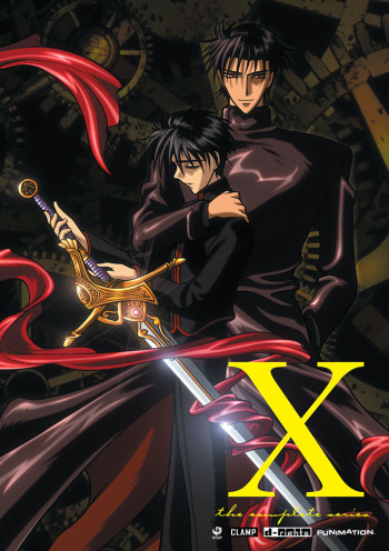 X TV main image